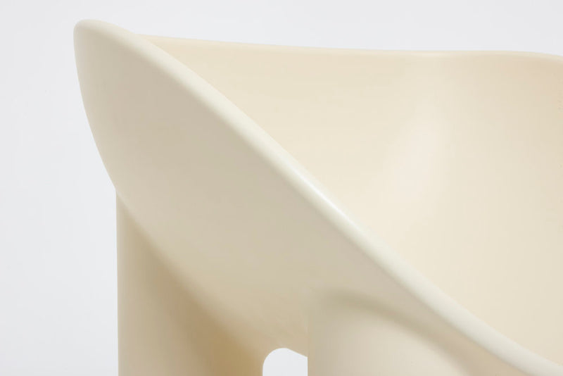 Roly-Poly Dining Chair / Cream