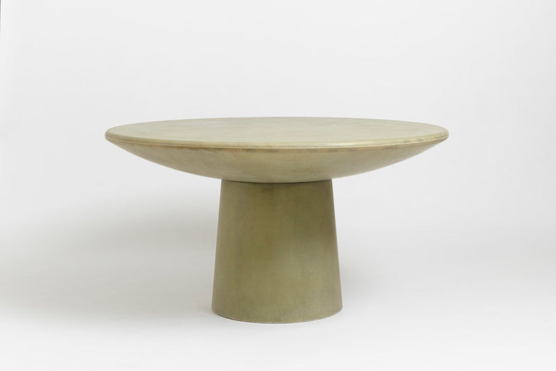 Roly-Poly Dining Table / Raw