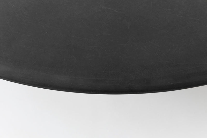 Roly-Poly Dining Table / Charcoal