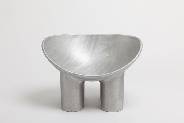 Roly-Poly Chair / Aluminium