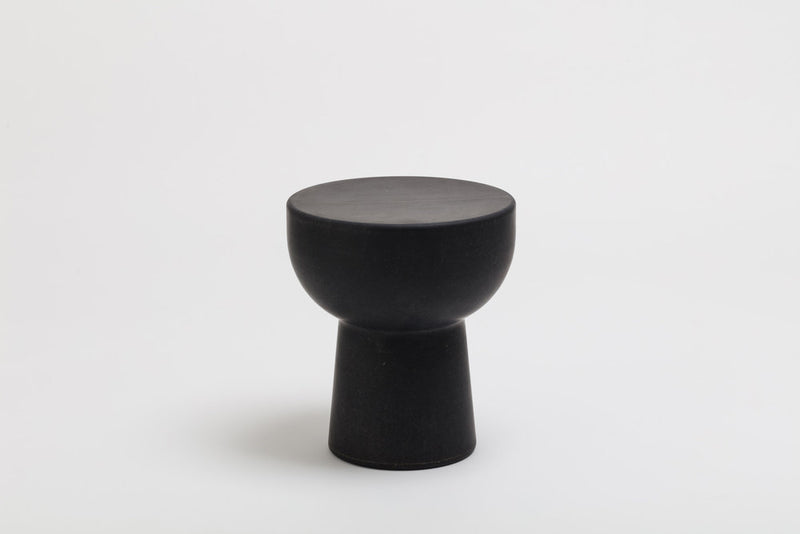 Roly-Poly Stool / Charcoal