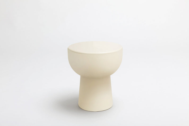 Roly-Poly Stool / Cream