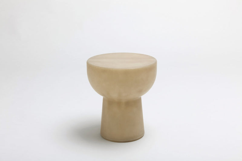 Roly-Poly Stool / Raw