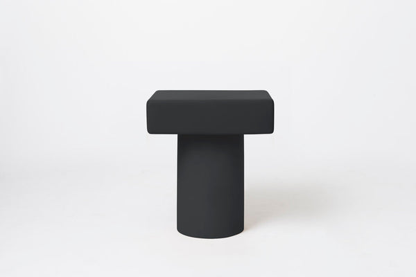 ROLY-POLY NIGHT STAND / CHARCOAL