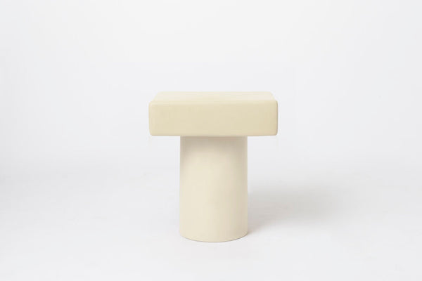 ROLY-POLY NIGHT STAND / CREAM