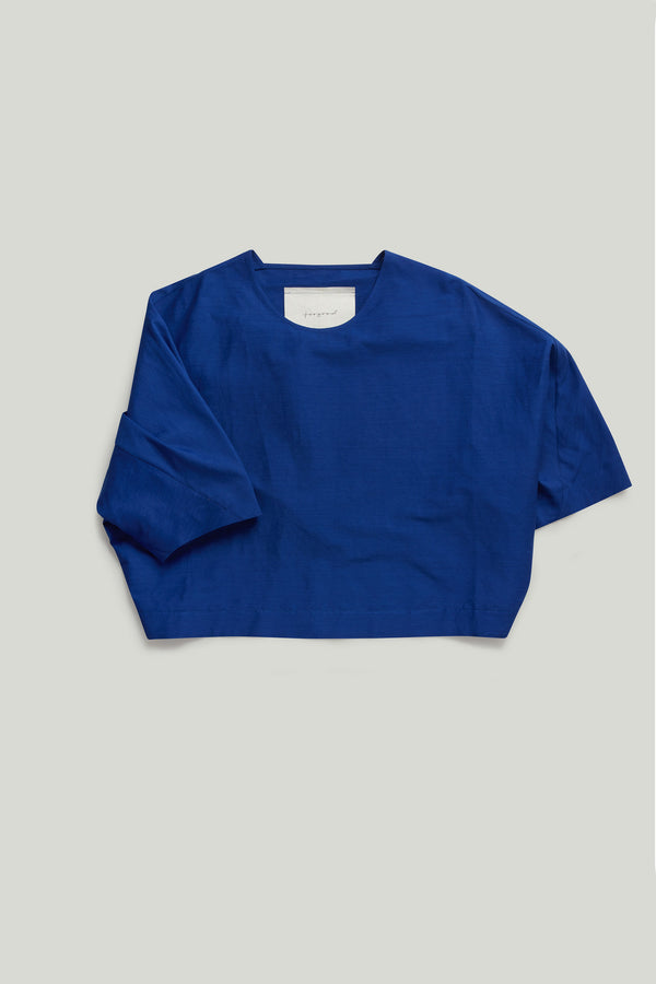 The Ploughman Top / Cobalt