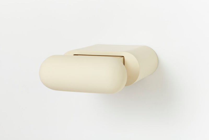 ROLY-POLY CANTILEVER DRAWER / CREAM