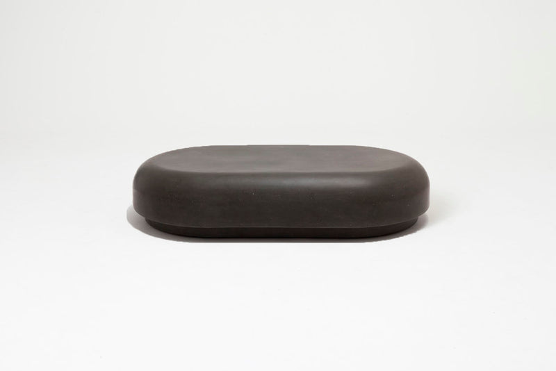 Roly-Poly Low Table / Charcoal