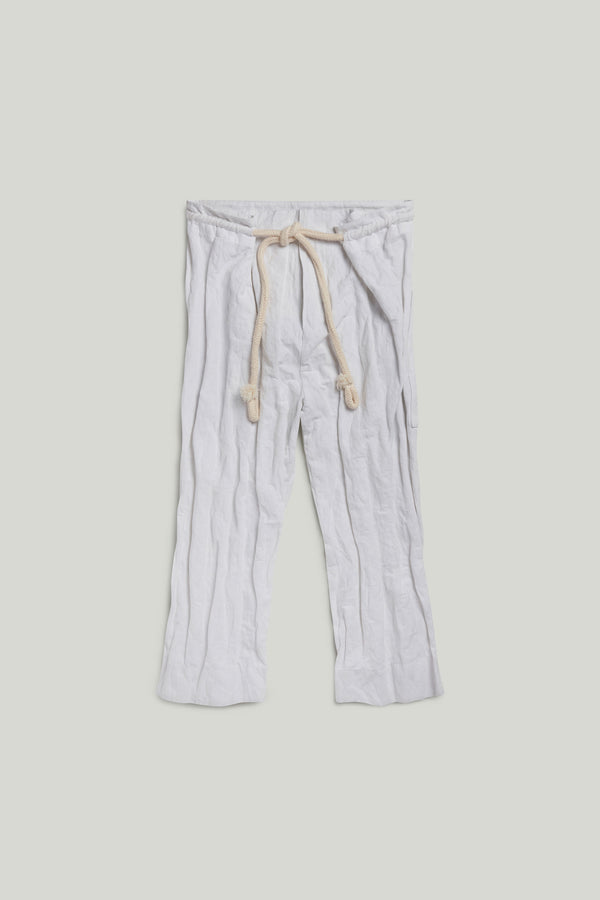 The Stonemason Trouser / Crumpled Cloth