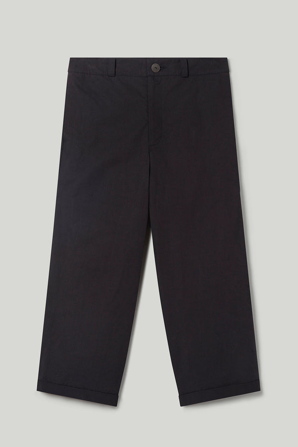 THE BRICKLAYER TROUSER / PLAIN COTTON SILK FLINT