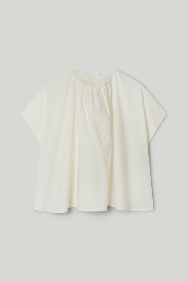 THE POET TOP / CRISP COTTON CHALK