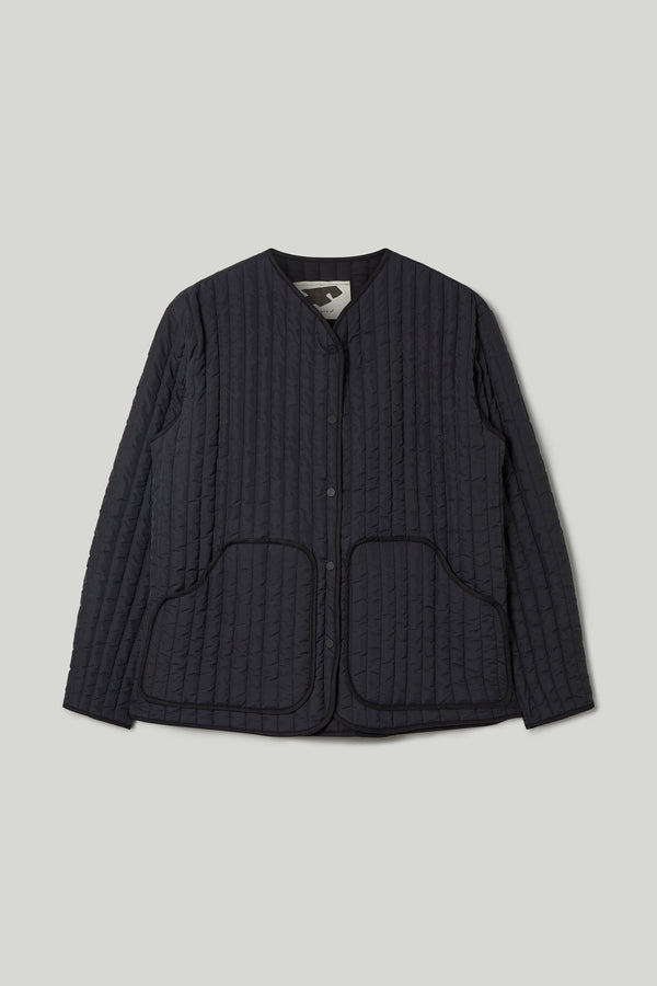 THE BEACHCOMBER JACKET / QUILT FLINT