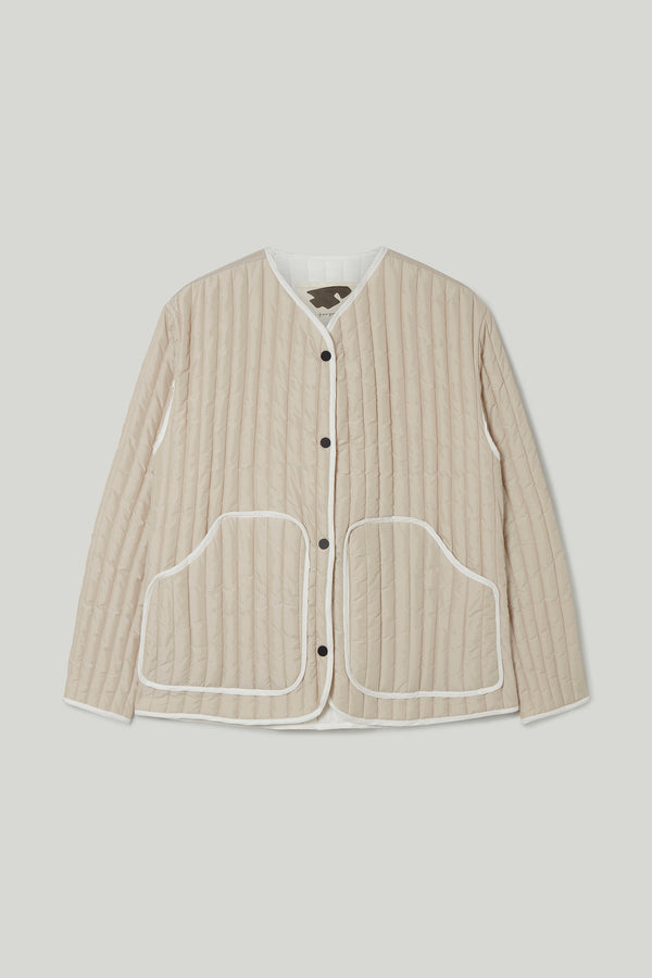 THE BEACHCOMBER JACKET / QUILT RAW