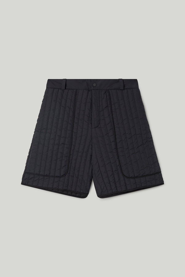 THE BEACHCOMBER SHORTS / QUILT FLINT