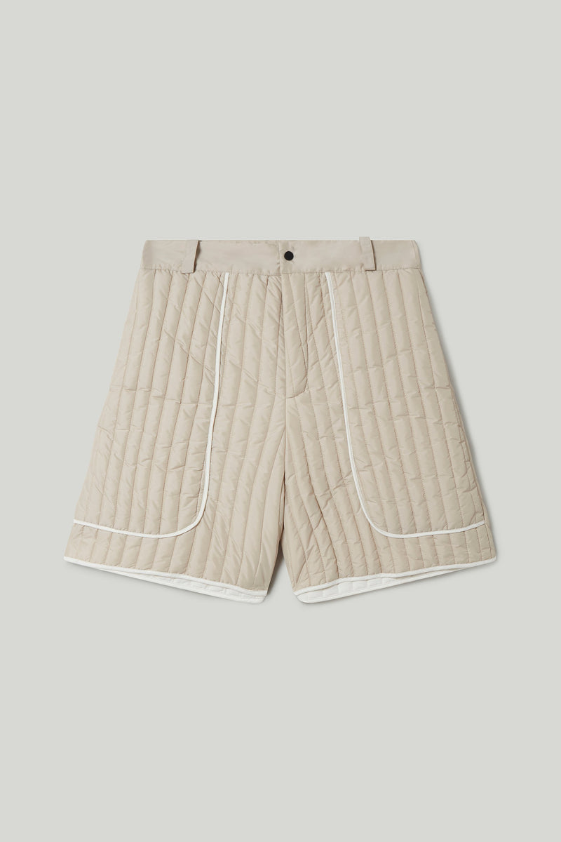 THE BEACHCOMBER SHORTS / QUILT RAW