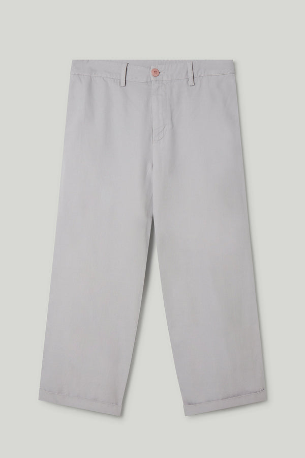 THE BRICKLAYER TROUSER / CANVAS PALE SLATE