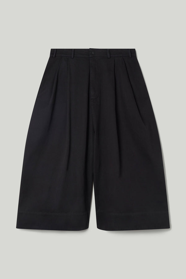THE CLOWN TROUSER / COTTON TWILL FLINT