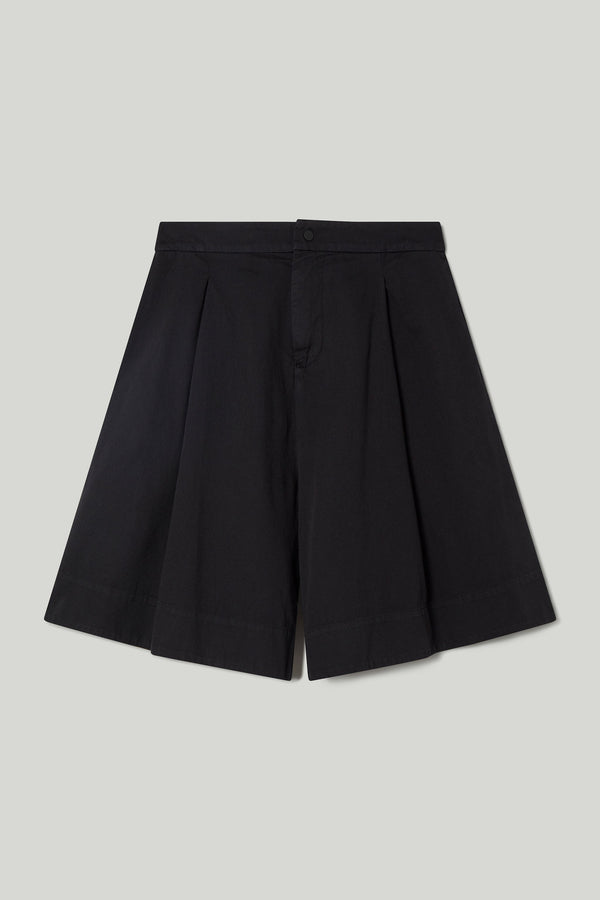 THE MUDLARK SHORTS / COTTON TWILL FLINT