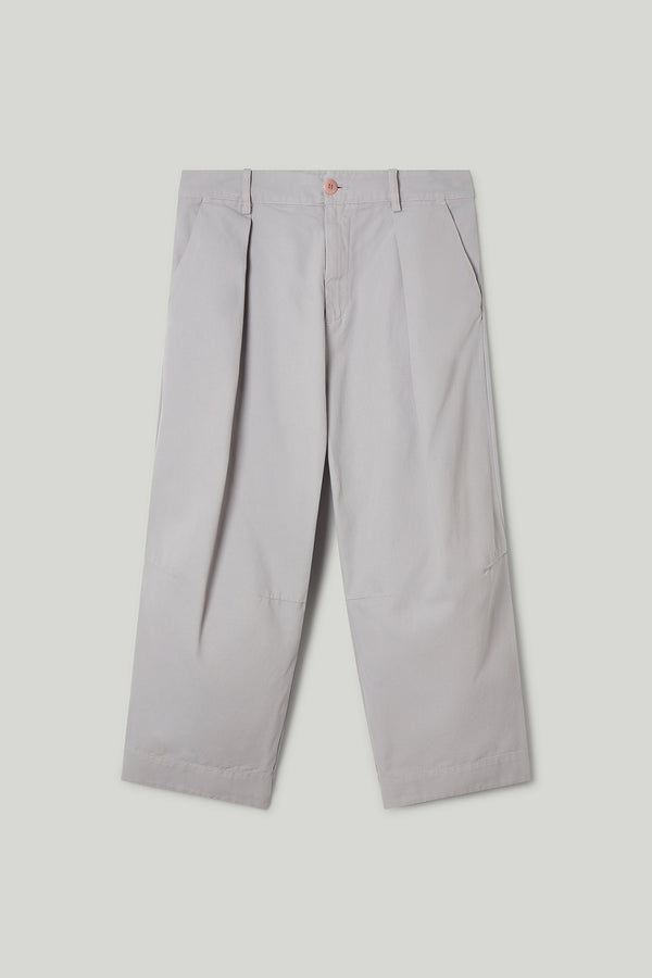 THE TINKER TROUSER / CANVAS PALE SLATE