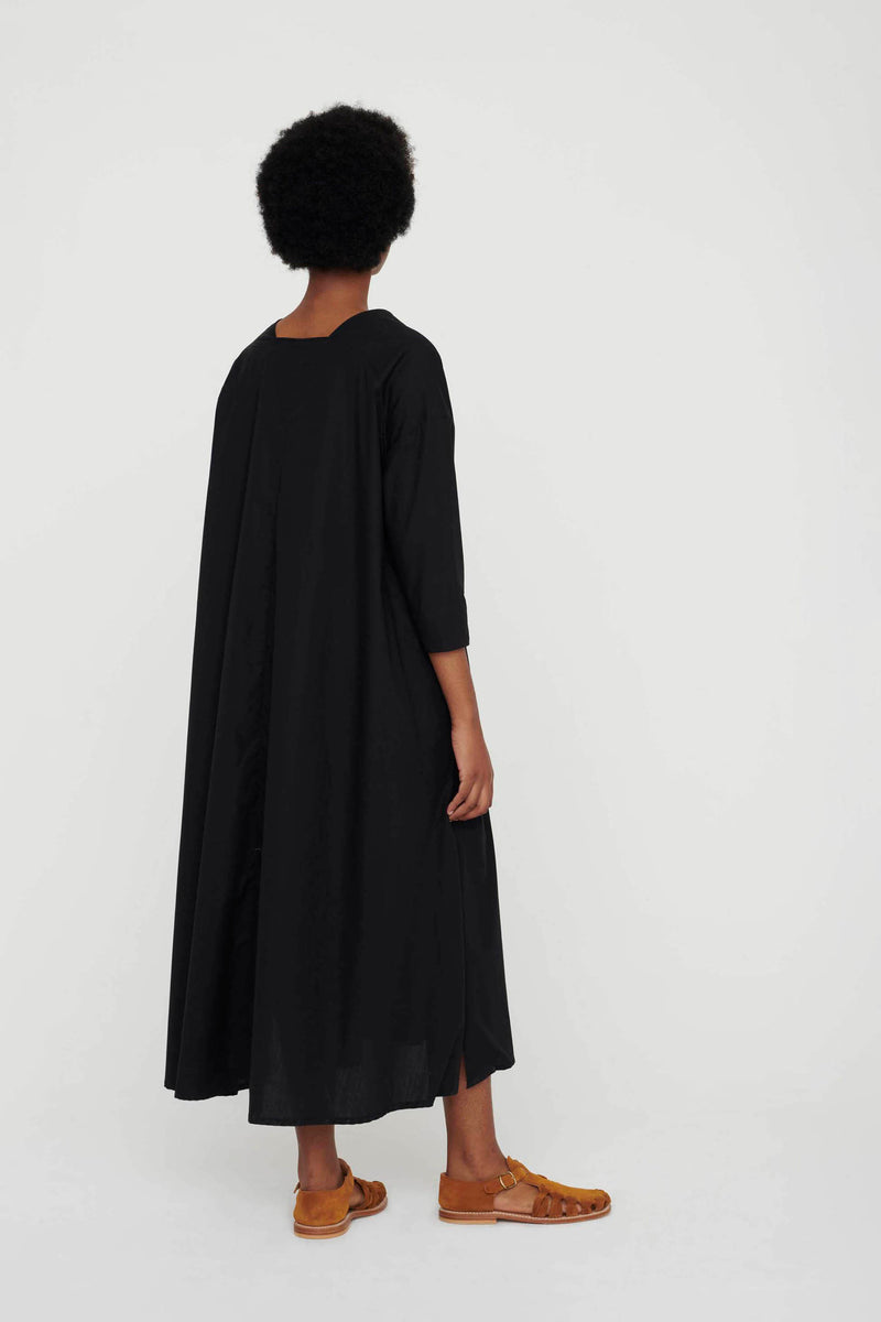 THE ASTROLOGER DRESS / FINE COTTON FLINT