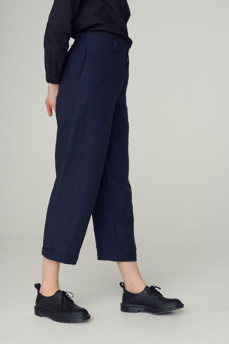 The Bricklayer Trouser / Laundered Linen