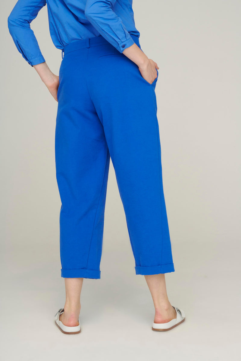 The Bricklayer Trouser / Cobalt