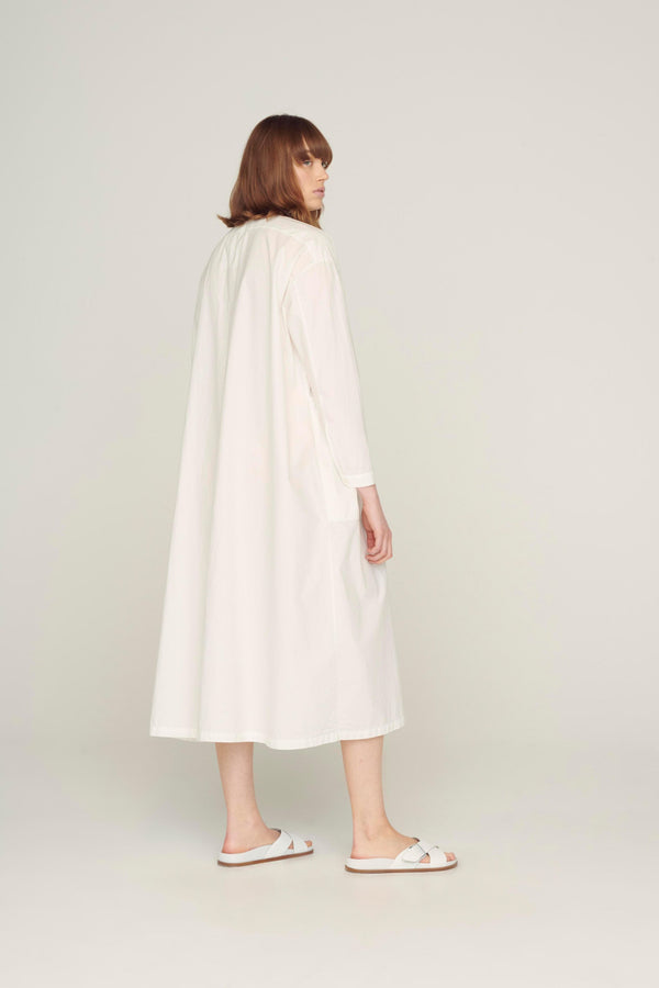 The Draughtsman Dress / Chalk