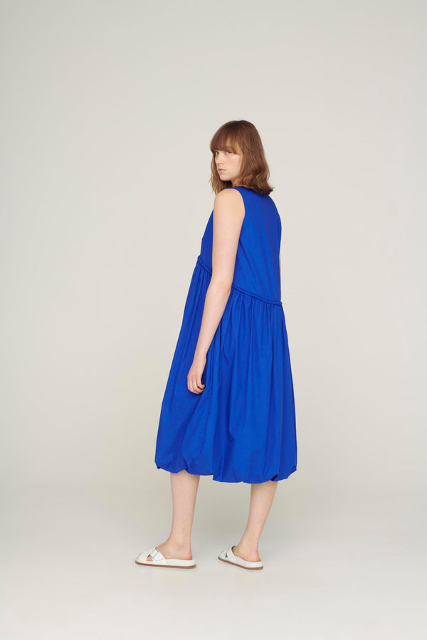 The Bellringer Dress / Cobalt