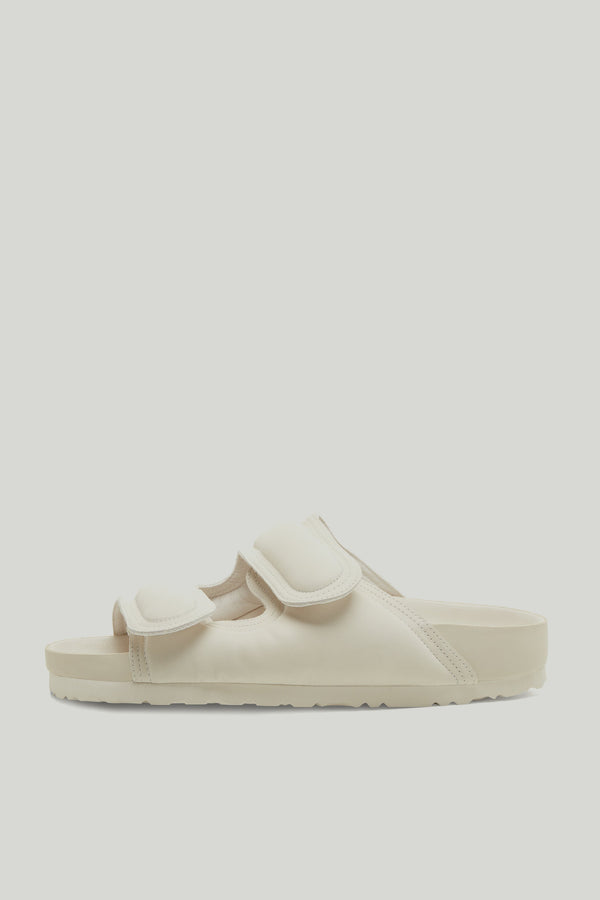 THE BEACHCOMBER SANDAL / NAPPA CHALK