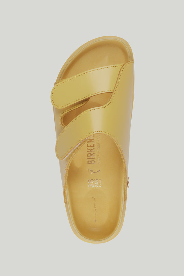 THE FORAGER SANDAL / LEATHER POLLEN