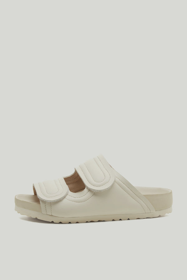 THE MUDLARK SANDAL / NAPPA CHALK