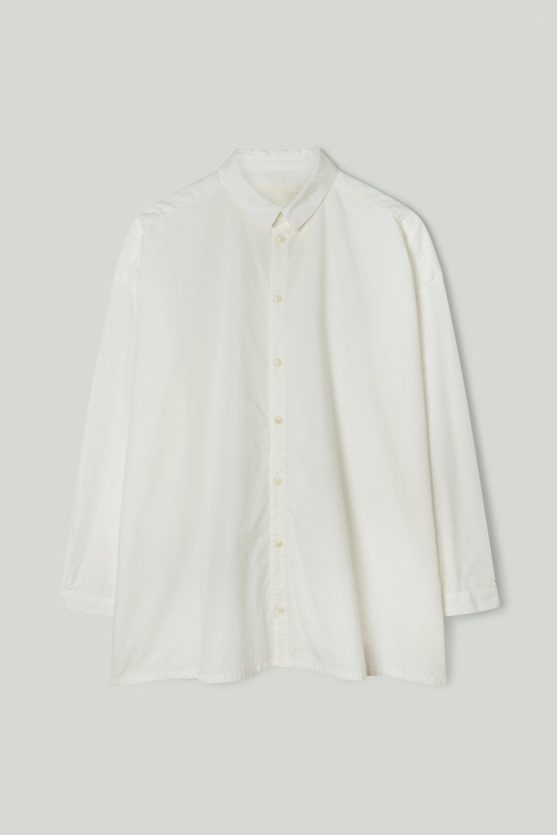 THE DRAUGHTSMAN SHIRT / CHALK