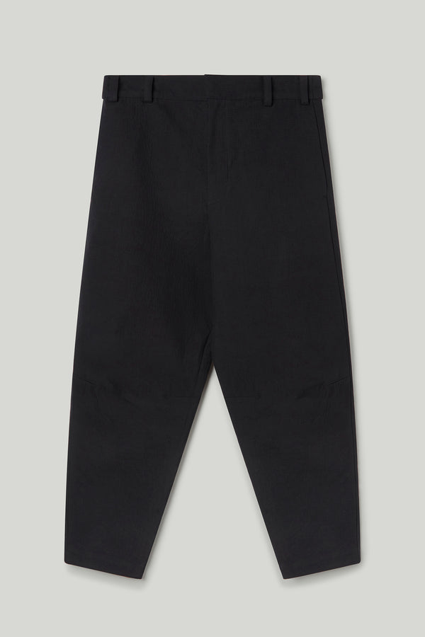 THE ENGINEER TROUSER / TEXTURED COTTON FLINT