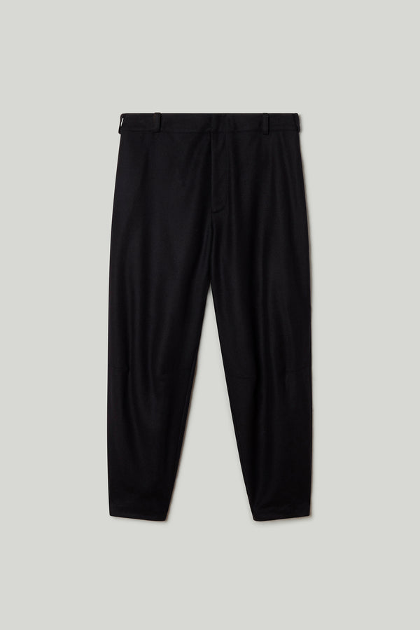 THE ENGINEER TROUSER / WOOL CASHMERE FLINT