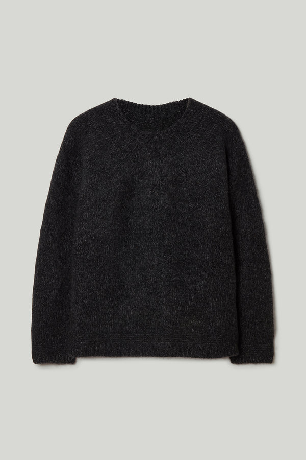 THE EXPLORER JUMPER / FLINT