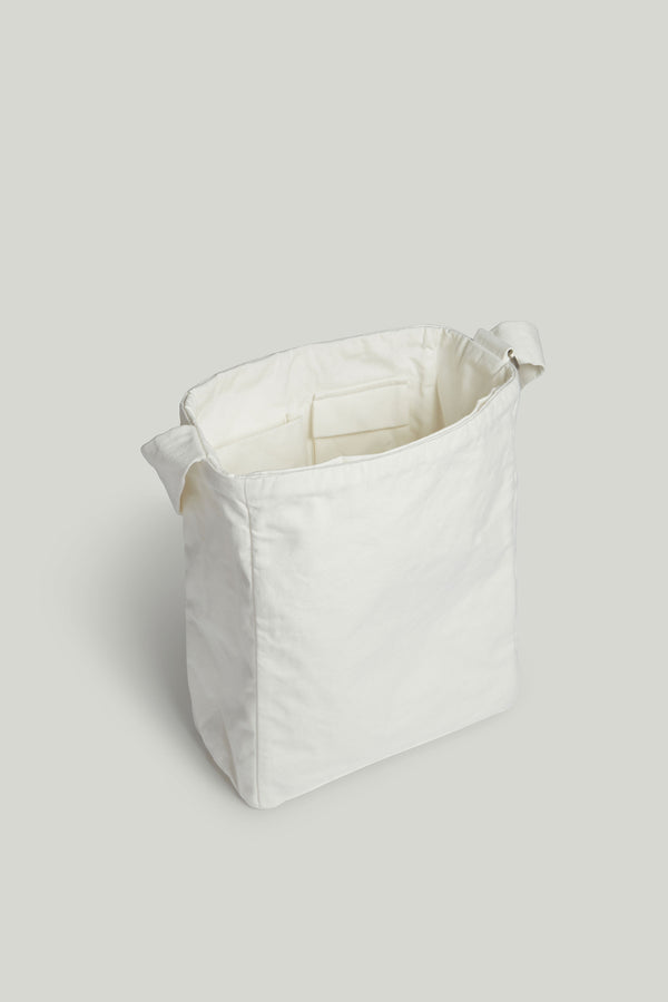 The Joiner Bag / Chalk
