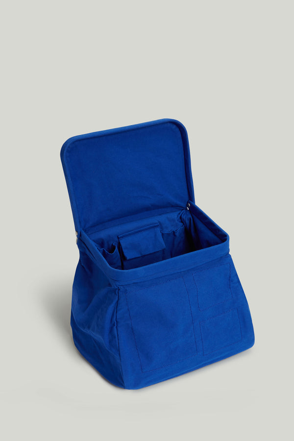 The Mechanic Bag / Cobalt