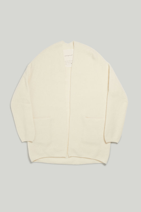 THE POET CARDIGAN / CHALK