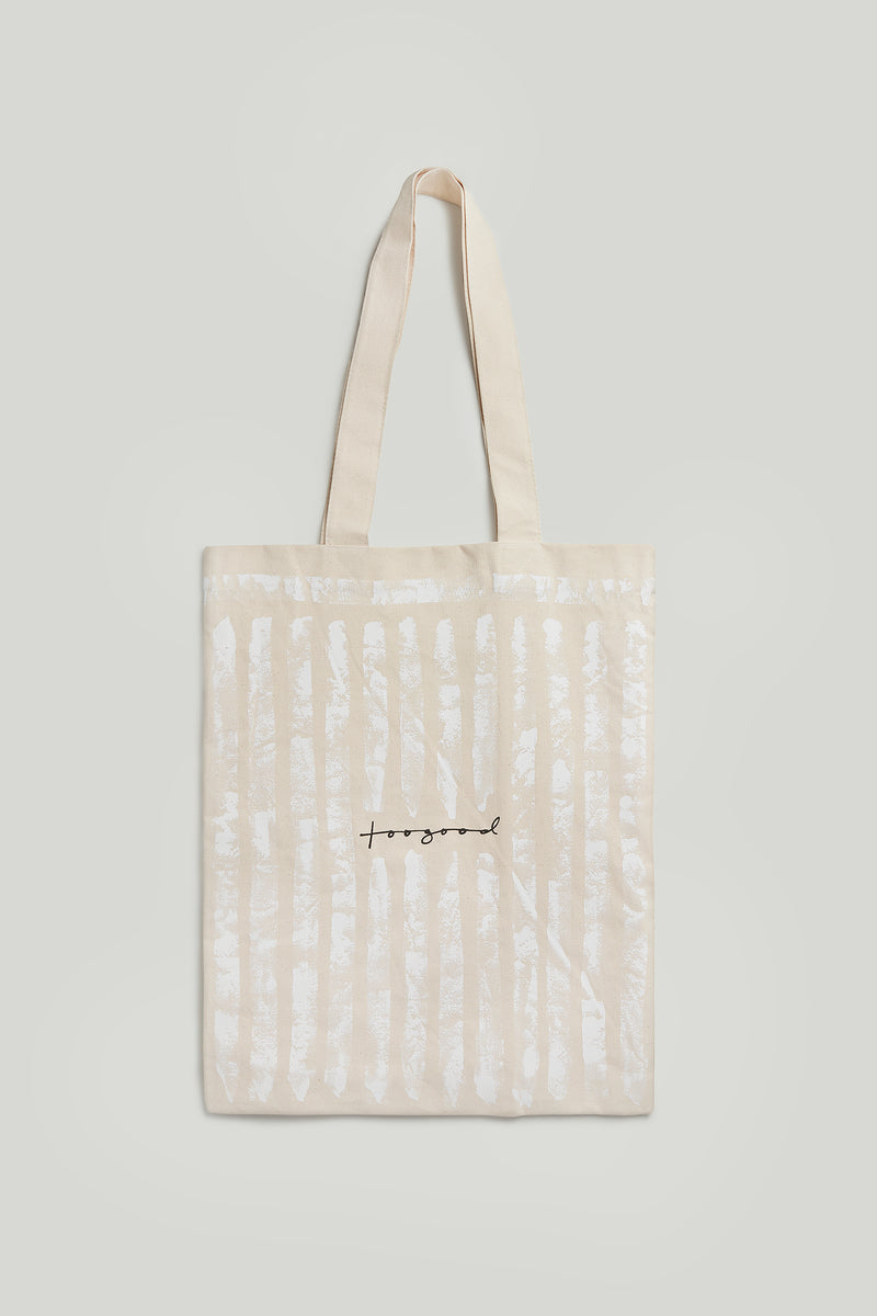 The Toogood Tote / Hand Painted