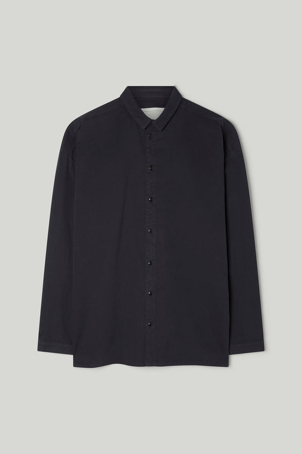 THE DRAUGHTSMAN SHIRT / FLINT