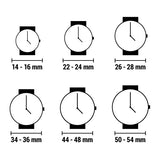 Unisex ur Chronotech CT7520-02 (41 mm)