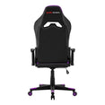 Gaming-stol Mars Gaming MGC3BP Sort Lilla