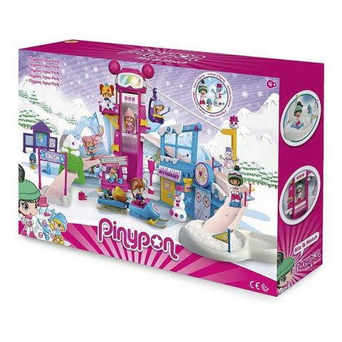 Playset Pinipon Wow Snow Park Famosa