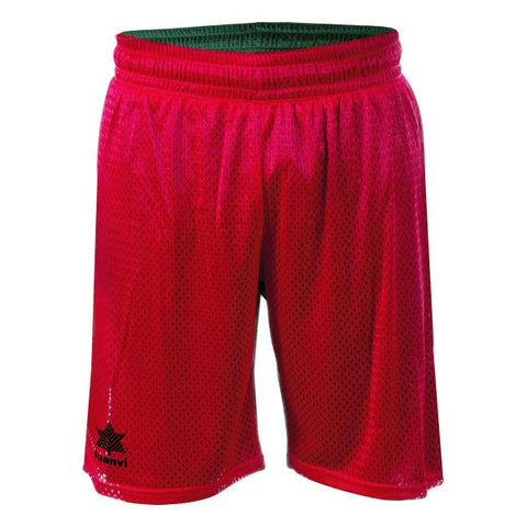 Sport Shorts Luanvi Triple Rød/Sort