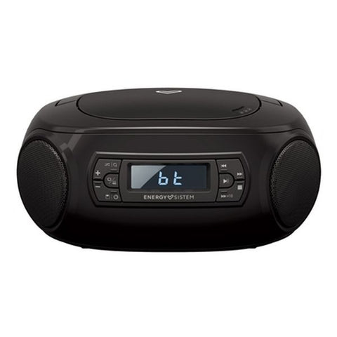 Radio CD Bluetooth MP3 Energy Sistem Boombox 3 2W Sort