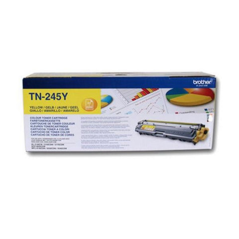 Original toner Brother TN245Y Gul