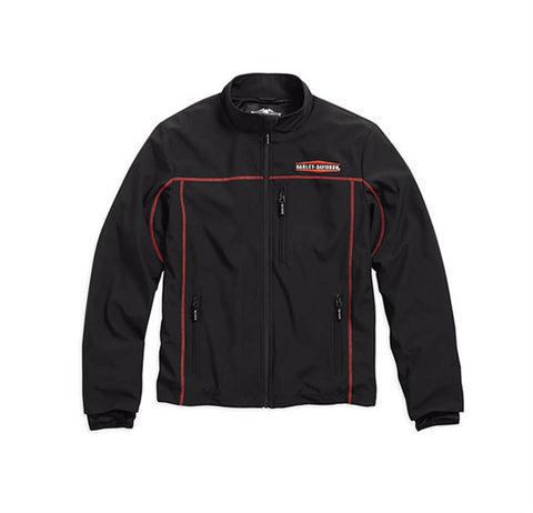 Veste Biker <br>Windproof