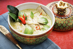 Best authentic chicken green curry recipe - WATCHAREE'S