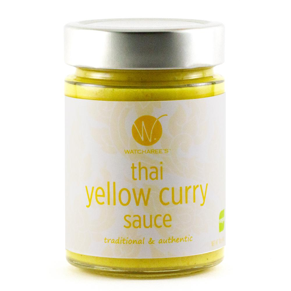 Authentic Thai Yellow Curry Sauce Recipes