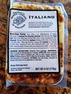 Italiano Oven-Baked Cheese - Gardners Wisconsin Cheese and Sausage